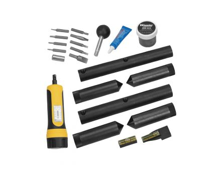 Wheeler Scope Mounting Kit - 545454