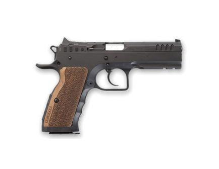 Italian Firearms Group Defiant Stock I .38 Super Pistol, Blk - TFSTOCKI38
