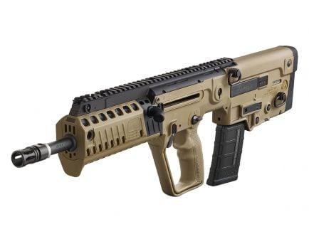 IWI Tavor X95 .300 Blackout Semi-Automatic Gas Piston Action Rifle, FDE - XFD16-BLK