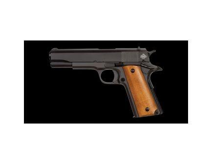 Rock Island GI Standard FS 38 Super 9 Round Pistol, Parkerized - 51815