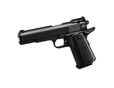 Rock Island TCM Rock Target FS HC Combo .22 TCM/9mm Pistol, Parkerized - 51680