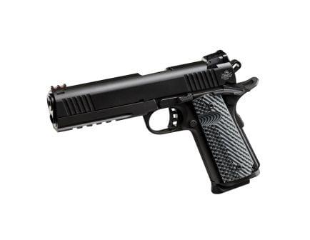 Rock Island TCM TAC Ultra FS Combo .22 TCM/9mm Pistol, Parkerized - 51961