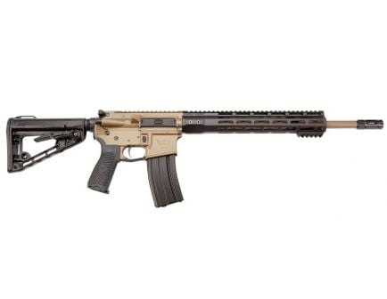 Wilson Combat Protector 5.56 AR-15 Carbine, Coyote Armor-Tuff Tan - TR-PC-556-CT