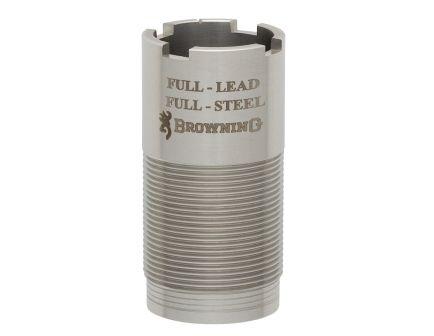 Browning Invector 16 Gauge Cylinder Standard Flush Fit Choke Tube, Stainless Steel - 1130304