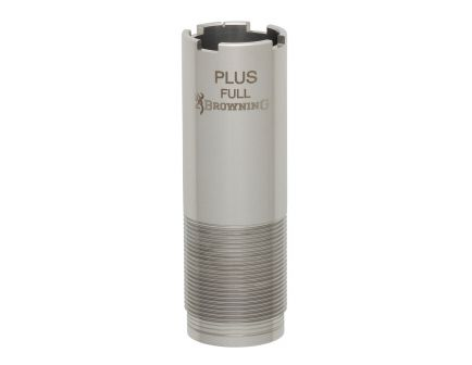 Browning Invector-Plus 20 Gauge Improved Cylinder Flush Fit Choke Tube, Stainless Steel - 1130785