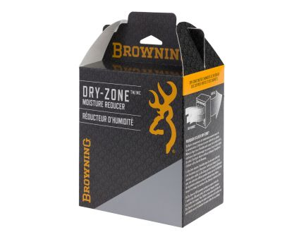 Browning Dry-Zone 37 cu/ft Desiccant Moisture Reducer, White - 154001