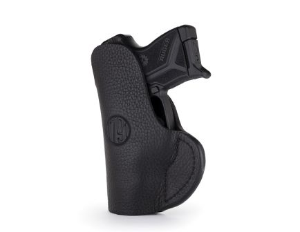 1791 Gunleather SCH Right Hand Ruger LCP IWB Smooth Concealment Holster, Night Sky Black - SCH-1-NSB-R