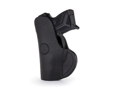 1791 Gunleather SCH Right Hand Springfield XD-M IWB Smooth Concealment Holster, Night Sky Black - SCH-5-NSB-R