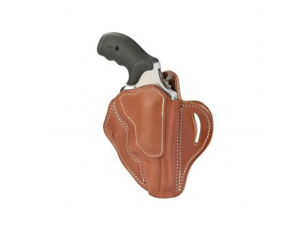 1791 Gunleather RVH3 Right Hand S&W Governor Z-Frame OWB Holster, Classic Brown - RVH-3-CBR-R