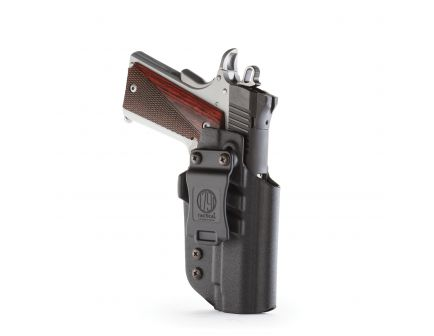 1791 Gunleather Right Hand 1911 Government IWB Holster, Black - TAC-IWB-1911-BLK-R