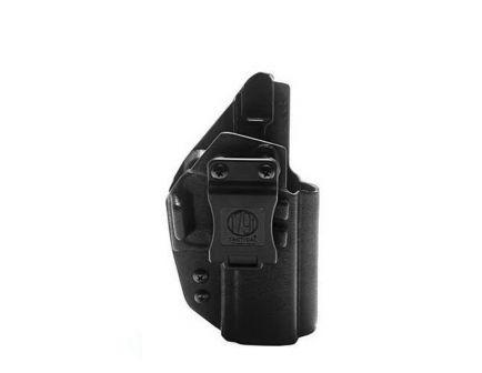 1791 Gunleather Right Hand Sig P320 IWB Holster, Black - TAC-IWB-P320-BLK-R