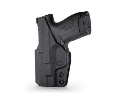 1791 Gunleather Right Hand S&W Shield IWB Holster, Black - TAC-IWB-SHIELD-BLK-R