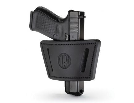1791 Gunleather UIW MAX Right Hand Medium/Large Frame IWB/OWB Universal Holster, Stealth Black - UIW-X-SBL-A