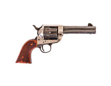 Cimarron Firearms Frontier Pre-War 1896-1940 Standard .45 LC Revolver, Blue - PP410LSFW