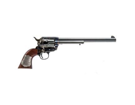 Cimarron Firearms Wyatt Earp S. A. Frontier Buntline Standard .45 LC Revolver, Blue - CA558