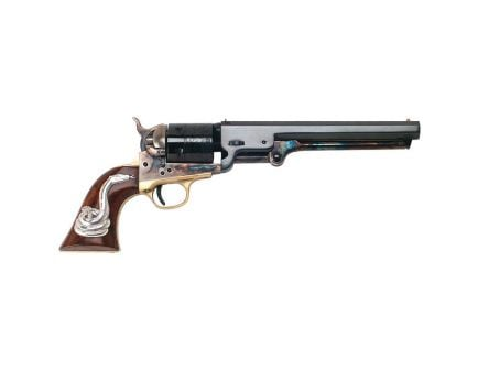 Cimarron Firearms Man with No Name Conversion Hollywood Series Standard .38 Colt/S&W Spl Revolver, Blue - CZ9081SS101