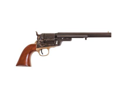 Cimarron Firearms 1851 Richards-Mason .38 Spl Revolver, Standard Blue - CA925