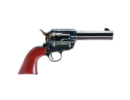"Cimarron Firearms El Malo Pre-War 1896-1940 Standard 4.75"" .45 LC Revolver, Blue - PP410MALO"