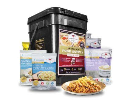 Wise Food Emergency Food and Drink Storage Prepper Pack, 52 Servings - 1152