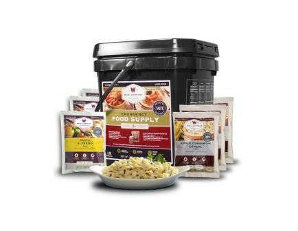 Wise Foods Gluten Free, Freeze Dried Entrees, 84 Servings Per Bucket - WFG01184