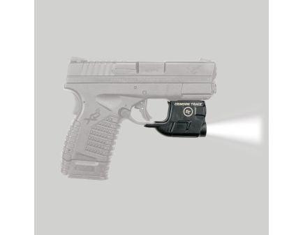 Crimson Trace Lightguard 100 lm White LED Tactical Weapon Light, Black for Springfield Armory XD-S Pistol - LTG771