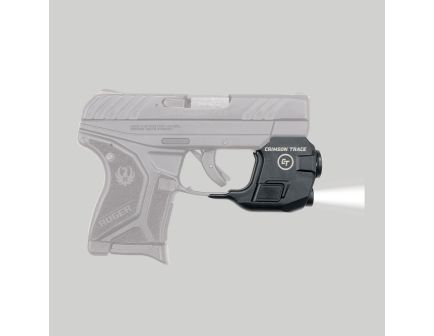 Crimson Trace Lightguard 100 lm White LED Tactical Weapon Light, Black for Ruger LCP II Pistols - LTG778