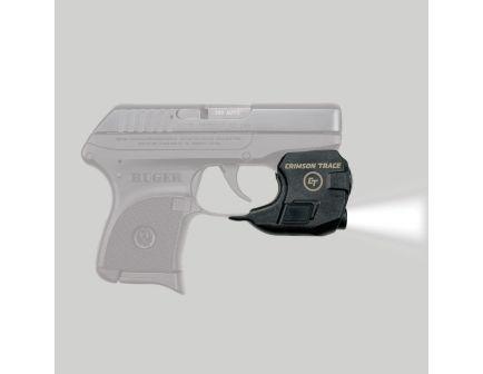 Crimson Trace Lightguard 100 lm White LED Tactical Weapon Light, Black for Ruger LCP Pistols - LTG779