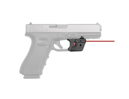Crimson Trace Defender Series Accu-Guard Laser Sight for Glock Full-Size and Compact Pistols - DS121