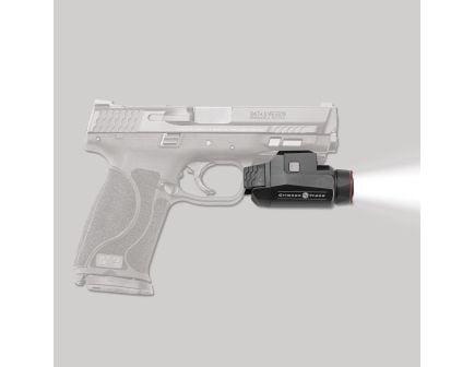 Crimson Trace Rail Master 420/110 lm High Output Cree XPL LED Universal Tactical Light, Black - CMR208S