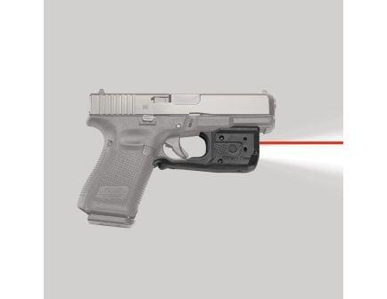 Crimson Trace Laserguard Pro Red Laser Sight and Tactical Light for Glock Gen3 G17 Pistol - LL807