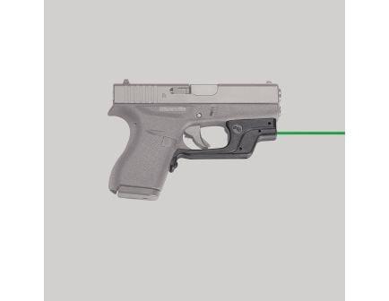Crimson Trace Laserguard Laser Sight for Glock G42 and G43 Pistols - LG443G