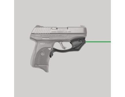 Crimson Trace Laserguard Green Laser Sight for Ruger EC9s, LC9 Pistols - LG416G