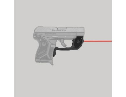 Crimson Trace Laserguard Red Laser Sight for Ruger LCP II Pistols - LG497