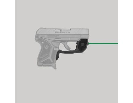 Crimson Trace Laserguard Green Laser Sight for Ruger LCP II Pistols - LG497G