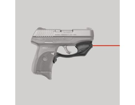 Crimson Trace Laserguard Red Laser Sight for Ruger EC9s, LC9, LC9S, and LC380 - LG416
