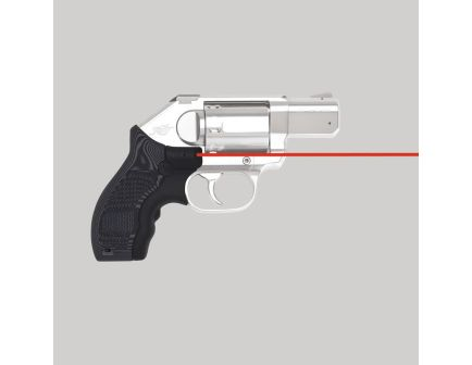 Crimson Trace Master Series Front Replacement Laser Grip for Kimber K6S Revolver, G10 Black/Gray - LG951