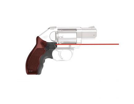Crimson Trace Master Series Front Replacement Laser Grip for Kimber K6S Revolver, Rosewood - LG952
