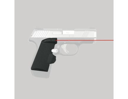 Crimson Trace Front Replacement Laser Grip for Kimber EVO SP Pistol, Black - LG410
