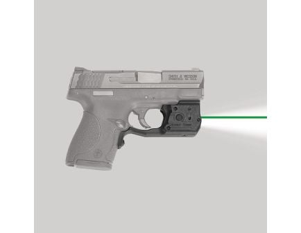 Crimson Trace Laserguard Pro Laser Sight and Tactical Light for S&W 9mm/.40 Pistols - LL801G