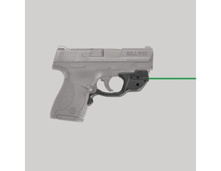 Crimson Trace Laserguard Laser Sight for S&W 9mm and 40 Pistols - LG489G
