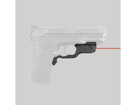 Crimson Trace Laserguard Laser Sight for S&W M&P 22 Compact Pistols - LG459