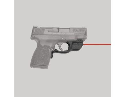 Crimson Trace Laserguard Red Laser Sight for S&W M&P Shield 45 ACP Pistols - LG485