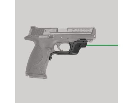 Crimson Trace Laserguard Laser Sight for S&W Full-Size and Compact Pistols - LG360G