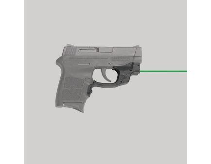Crimson Trace Laserguard Green Laser Sight for S&W Bodyguard 380 Pistol - LG454G