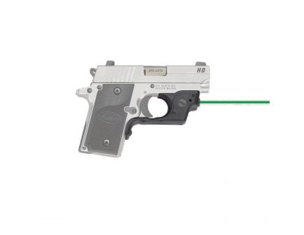Crimson Trace Laserguard Laser Sight for Sig Sauer P238 and P938 Pistols - LG492G