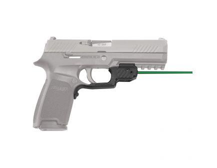 Crimson Trace Laserguard Green Laser Sight for Sig Sauer P320 (M17, M18) pistols - LG420G