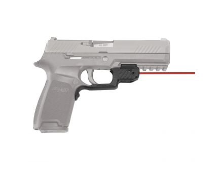Crimson Trace Laserguard Red Laser Sight for Sig Sauer P320 (M17, M18) pistols - LG420