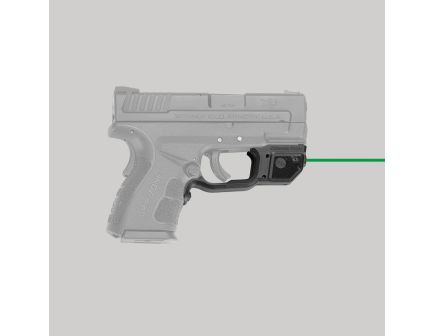 "Crimson Trace Laserguard Green Laser Sight for Springfield Armory Tactical (5"") Pistols - LG496G"