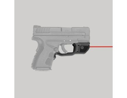 "Crimson Trace Laserguard Red Laser Sight for Springfield Armory Tactical (5"") Pistols - LG496"