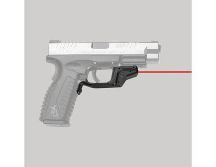 Crimson Trace Laserguard Laser Sight for Springfield XD, XD-M Pistols - LG448